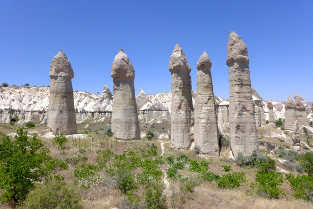 Love Valley gets it's name, based on what the natural formations resemble...