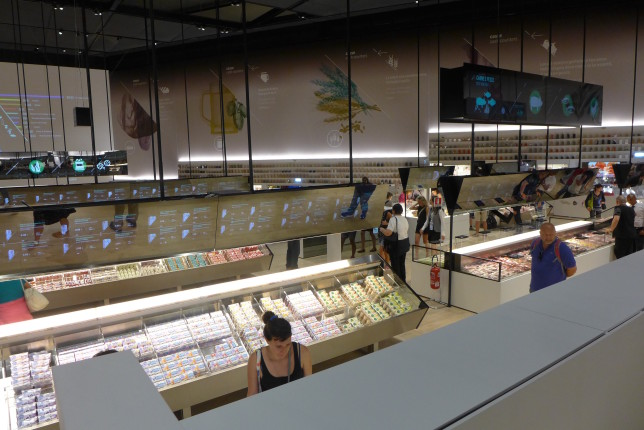 "Inside the ""Supermarket of the Future"""