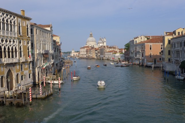 Great views all over Venice